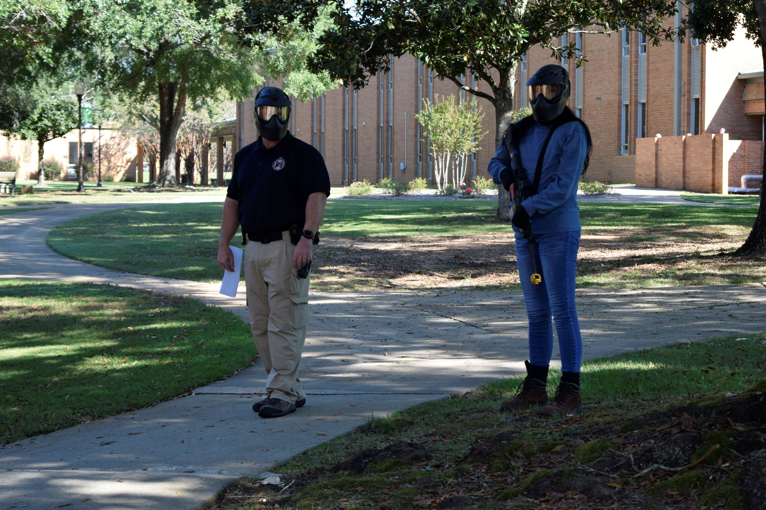 Active Shooter Exercise at ESCC